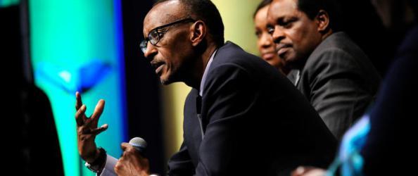 Rwanda Day 2013. Les gens de coeur ne reculent pas face aux problèmes. Les Rwandais ne peuvent choisir le chemin de l'échec