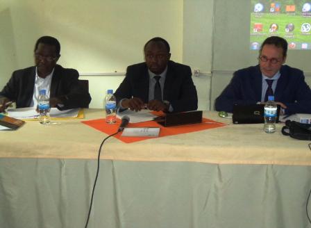 Le Rwanda peut être partagé les données minières coloniales