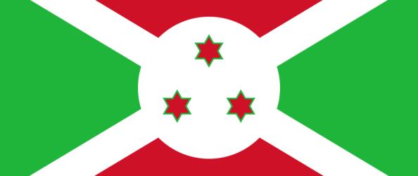 Le Burundi fait allégeance à l'Iran et renie son drapeau en changeant les étoiles à 6 branches en étoiles islamiques à 5 branches?