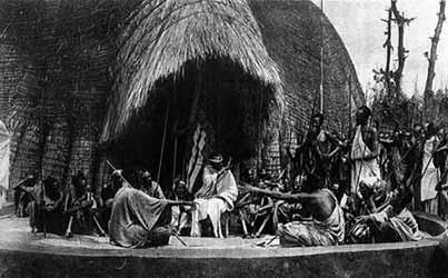 Rwanda/histoire : Gihanga 1er Roi du Rwanda 1091-1924