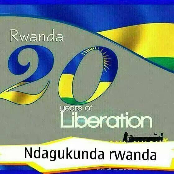 Rwanda 20 years of Liberation