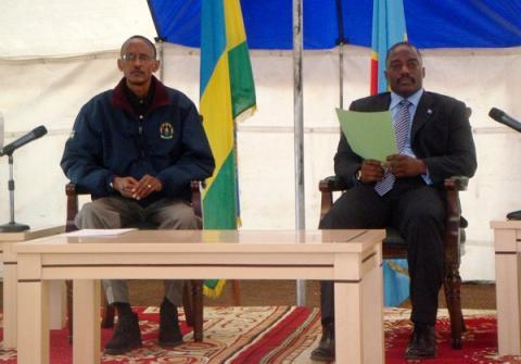 Rwanda, RDC au Sommet SADC/ICGRL de Luanda : négociations avec les FDLR et influences Sant'Egidio