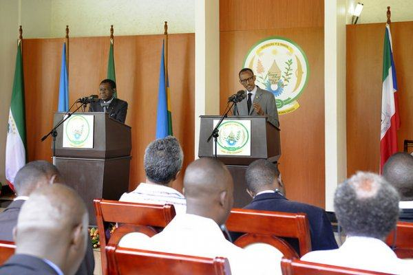 Kagame et Nguema : Une Conférence de presse centrée sur le panafricanisme agissant