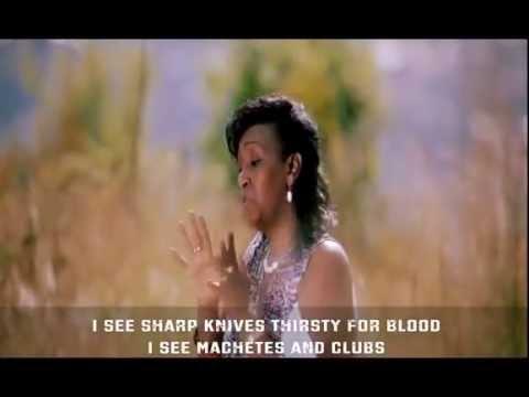 Cecile Kayirebwa «Kwibuka20 Ubutumwa»