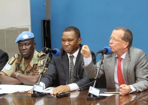 RDC : Kisangani sera la «destination finale» des rebelles hutu rwandais (ONU)