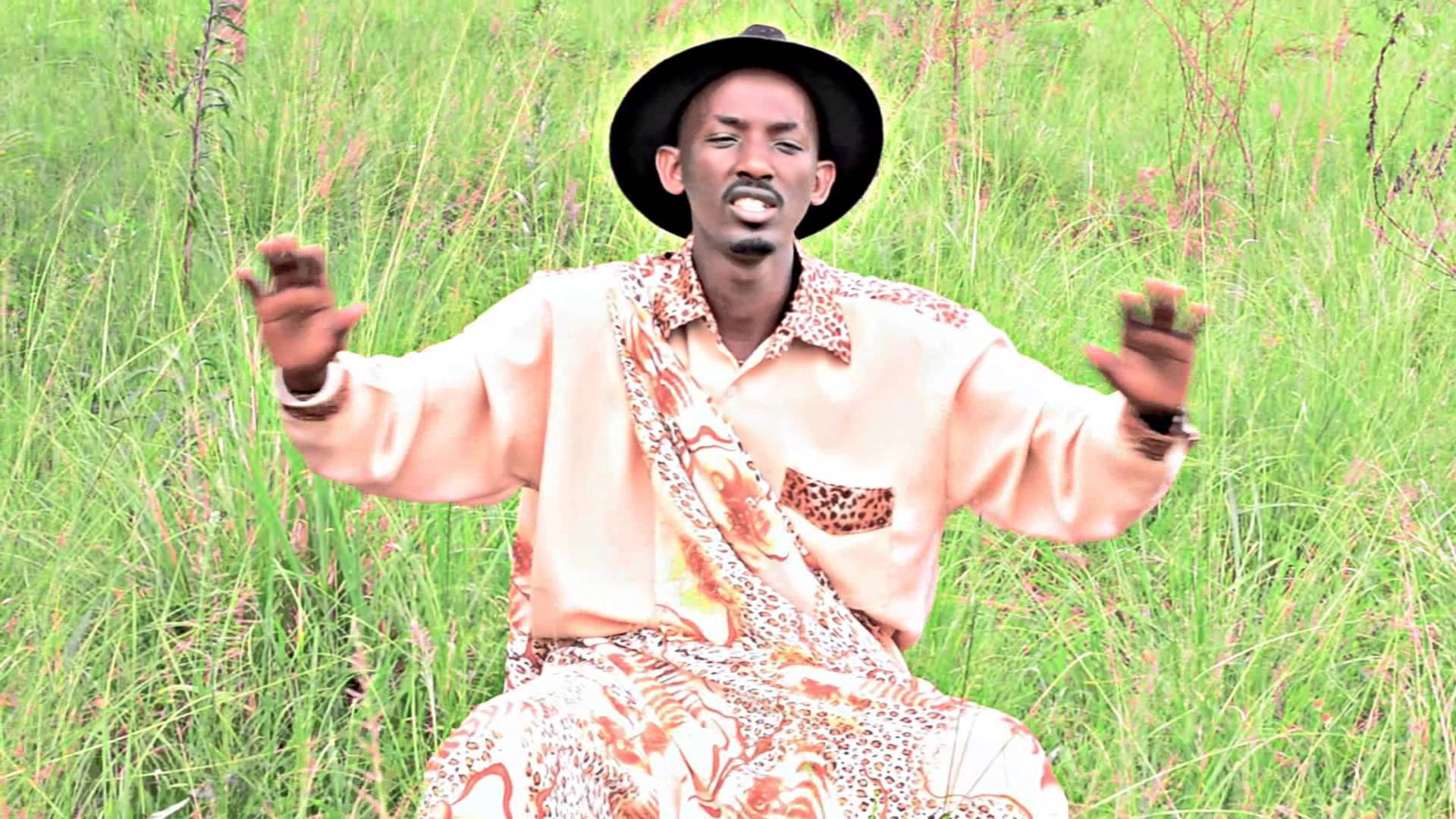 Official video Ishimwe by Ndabarasa John