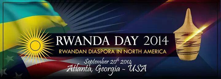 Rwanda day à Atlanta 2014