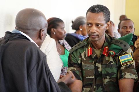 Un ex-gradé rwandais récemment arrêté accusé de «possession illégale d'arme»