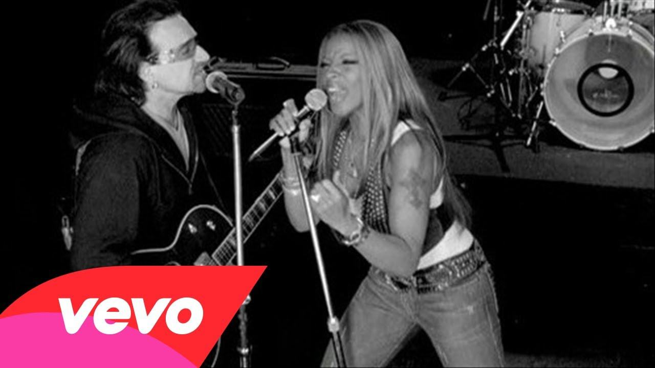 Mary J. Blige, U2 – One