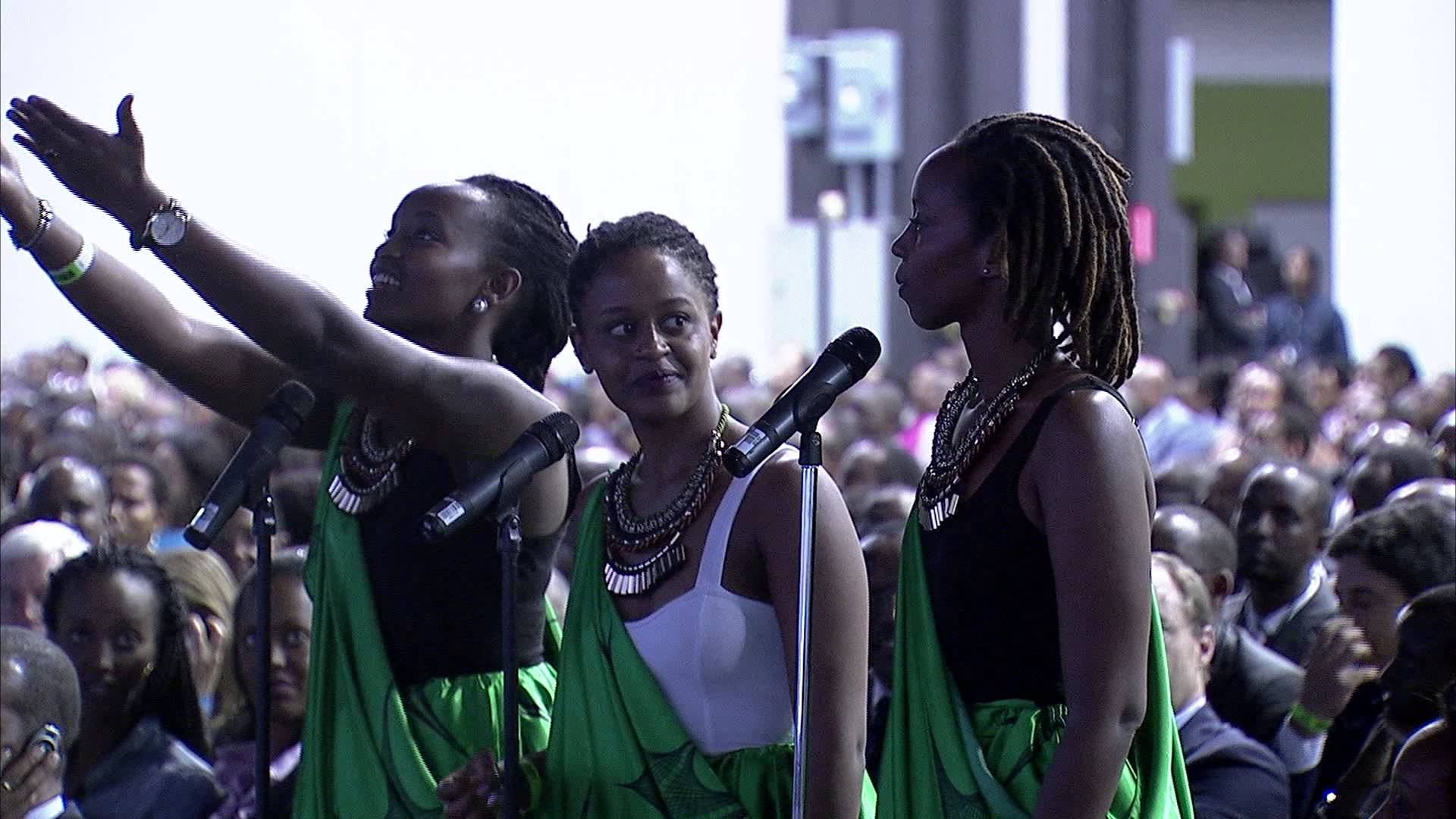 Poem by Angel Uwamahoro at Rwanda Day Atlanta, 20 Sept 2014