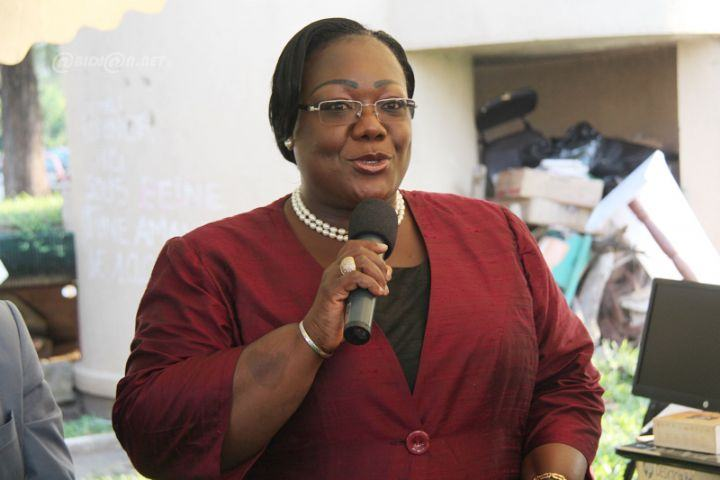 La ministre Ouloto en mission d'échanges d'expérience sur la solidarité, au Rwanda