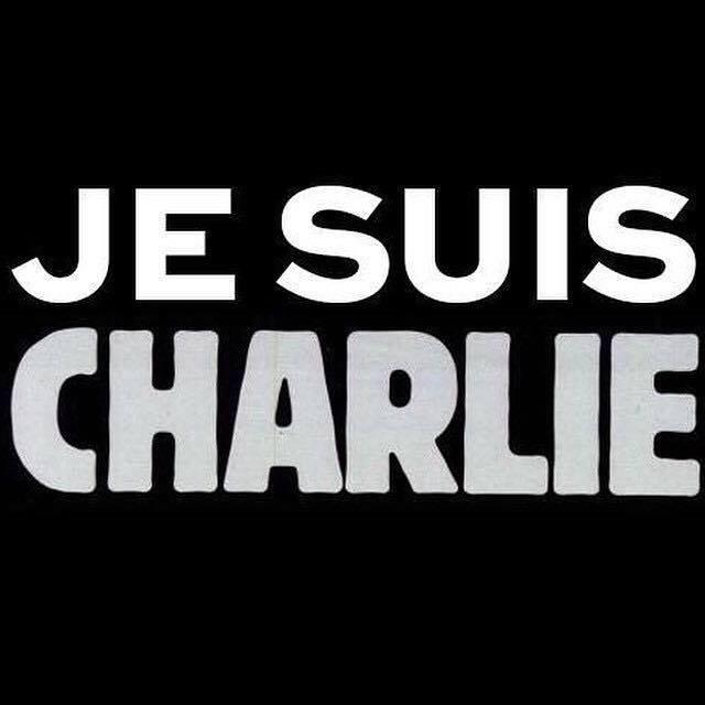 Hommage aux victimes de l'attentat contre Charlie Hebdo