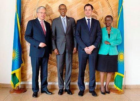 Rwanda-Belgique: Investissements et non aide conditionnée