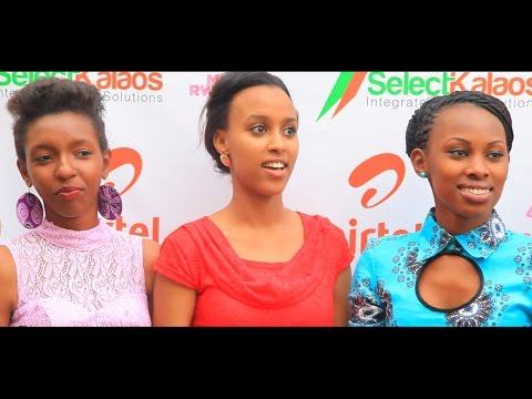 Miss Rwanda 2015-Northern Province Pre-selection