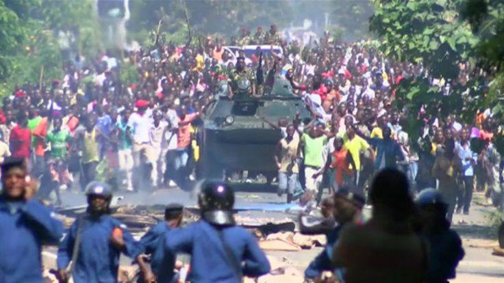 Burundi : Accord' Arusha a complètement changé le Burundi.