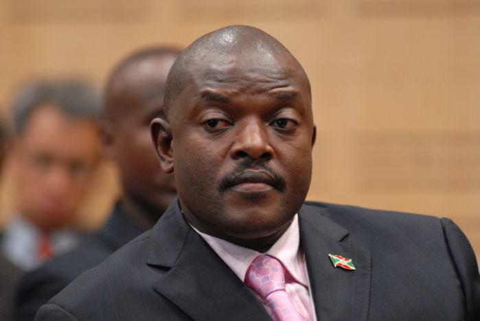 Burundi: le président Nkurunziza réélu avec 69% des voix pour un 3ème mandat