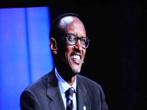 Paul Kagame sans langue de bois