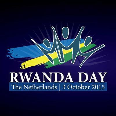 Rwanda day 2015 le 3 octobre à la Haye (Pays Bas)