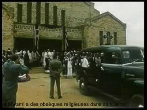 Rosalie Gicanda, la dernière reine du Rwanda