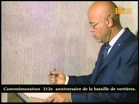 212e anniversaire de la libération de l'Haïti