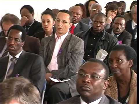 Hommage à l'Ambassadeur Gérard Ntwali