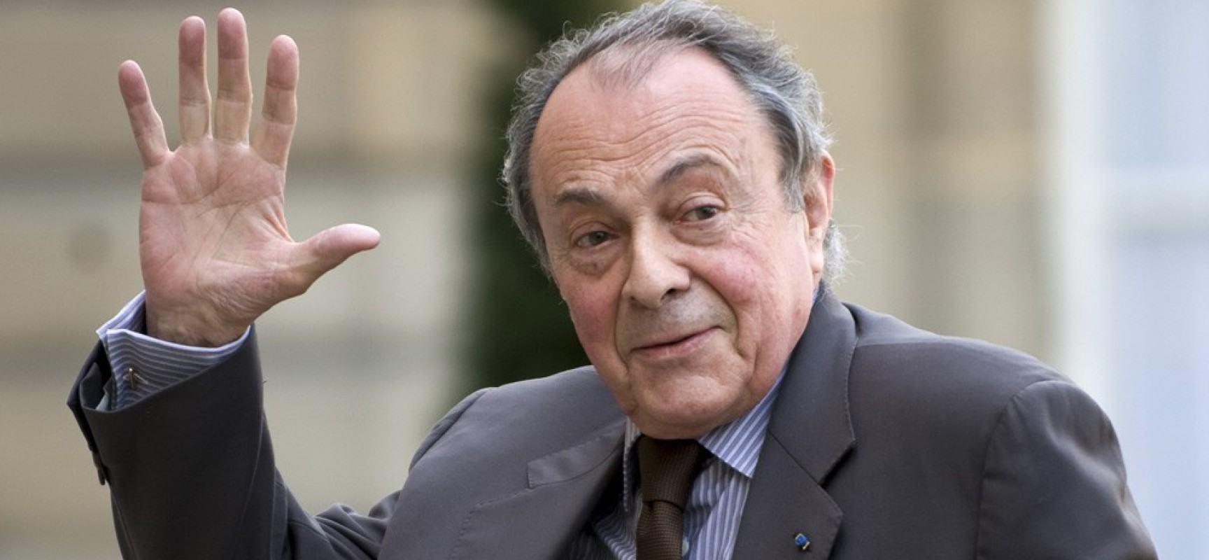 Rocard: L'ex-Premier ministre dit que l'Elysée l'a «court-circuité».
