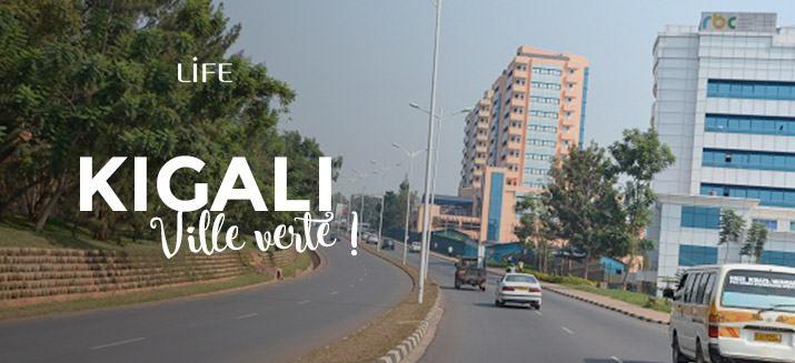 Kigali veut conforter sa réputation mondiale de ville propre et numérique