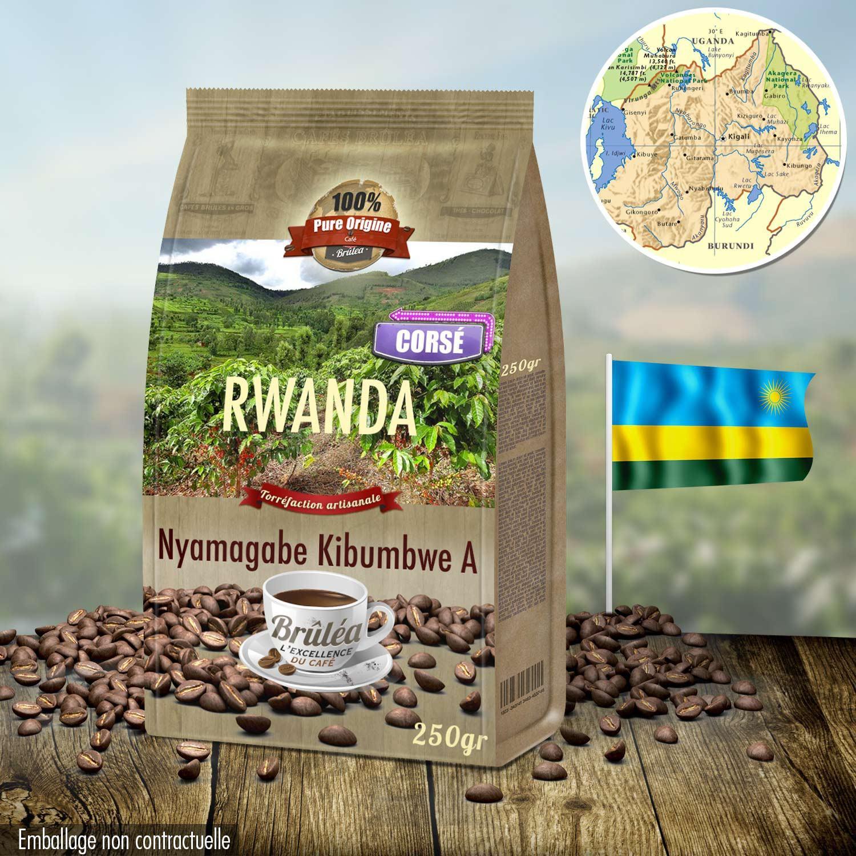 FRANCE : Le Café Rwandais Dégusté aux Fromages Français Pourrait-il Réchauffer la Diplomatie ?