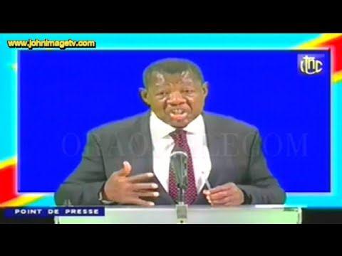 Kinshasa répond à Hollande : la RDC n'est pas un «département d'outre-mer» français