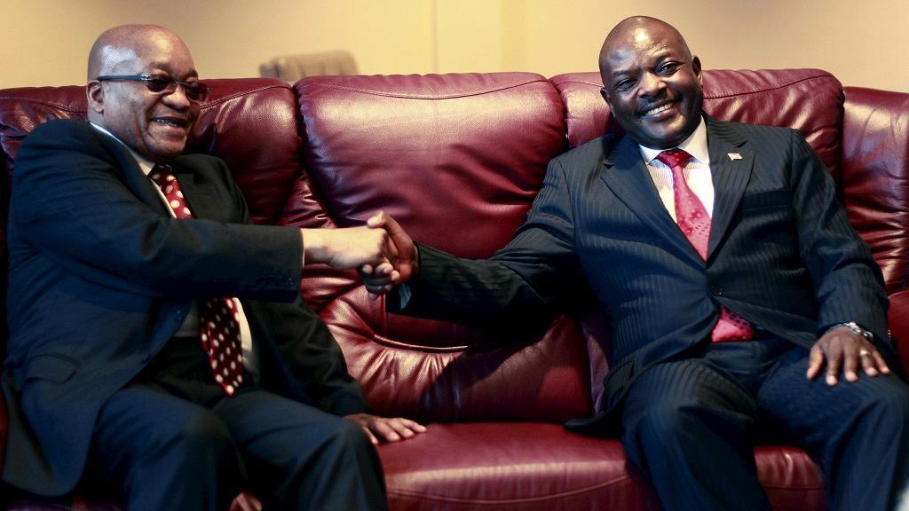 La CPI appelle l'Afrique du Sud et le Burundi à «reconsidérer leurs positions»