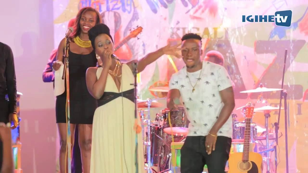 Mbabazi Lilian agiye kuzana mu Rwanda abana yabyaranye na Radio