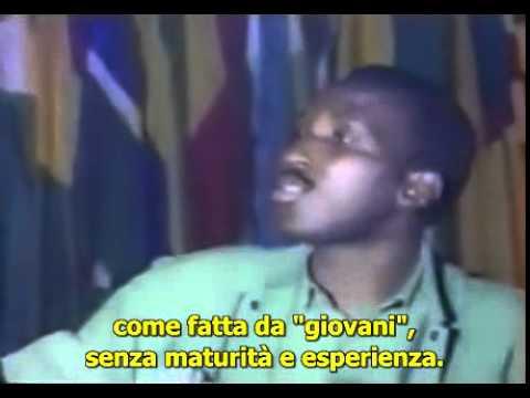 Sankara et l'actualité de la révolution burkinabè