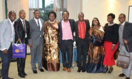 MINAFFET yinjiye mu kibazo cy'abashaka ivanwaho ry'abayobozi ba Diaspora Nyarwanda