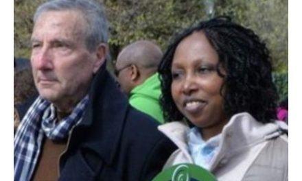 U Bufaransa: Gahongayire n'umugabo we barakataje mu bikorwa byo gufasha abacitse ku icumu