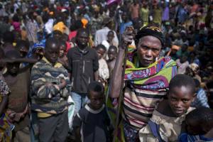 Hommage des réfugiés burundais aux victimes de décembre 2015 à Kigali