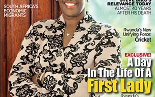 JeannetteKagame interviewée par Forbes Africa : Imbuto épanouit la femme rwandaise
