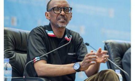 Prezida Kagame yakomoje ku mibereho y'abahunze u Rwanda