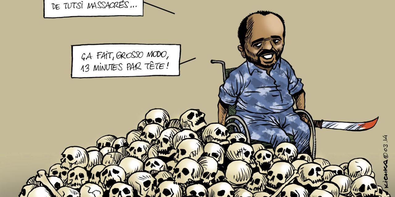 """Retour sur le procès SIMBIKANGWA: """"Pressions sur les témoins?"""" """"Tous des menteurs?"""""""