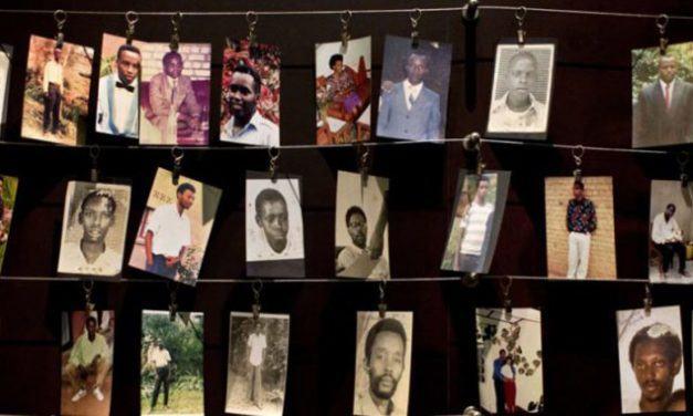 Le génocide a été perpétrer contre les Batutsi