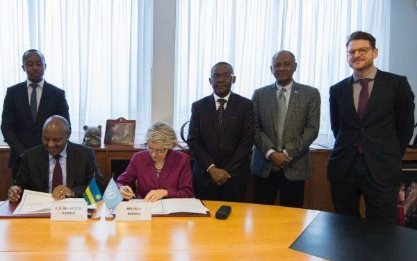 Rwanda-UNESCO : Un Institut de Recherche fondamentale est africain à Kigali