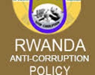 Rwanda : 121 personnes épinglées en 2016 pour corruption