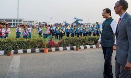 Perezida Kagame yitabiriye Inama ya 27 ihuza u Bufaransa n' Afurika i Bamako