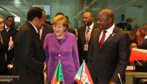 Le président Pierre Nkurunziza: «Au Cameroun