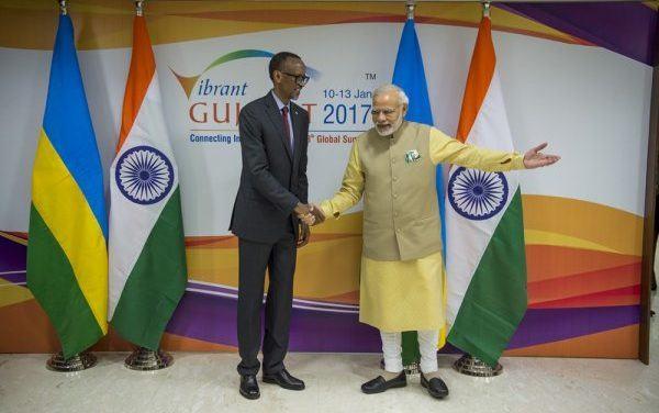 Accords commerciaux Inde-Rwanda en action