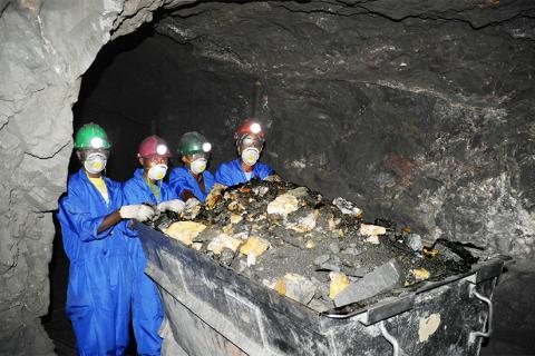 Mines : le Rwanda annonce la découverte de terres rares et de pierres précieuses