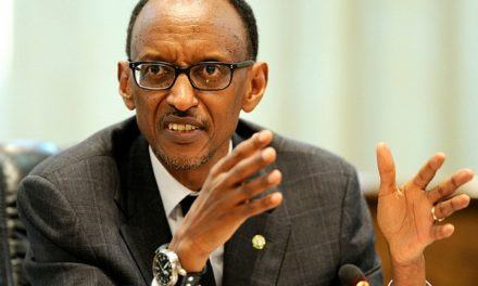 The between President Kagame's third term and Rwanda's future