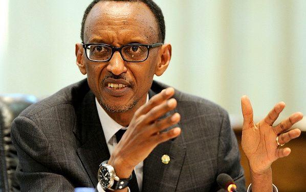 Paul Kagame… étonnant comme il a du succès en Afrique!