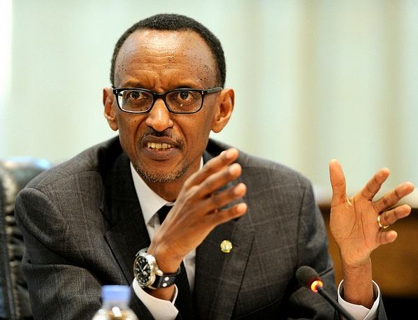 The between President Kagame's third term and Rwanda's future