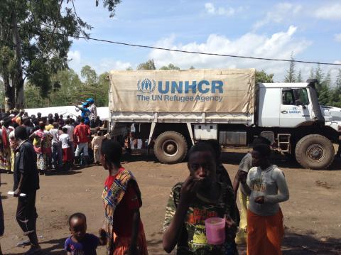 HCR: reprise du rapatriement des réfugiés rwandais en RDC