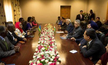 Le Rwanda et l'Inde planchent sur une coopération d'affaires plus renforcée dans les TIC